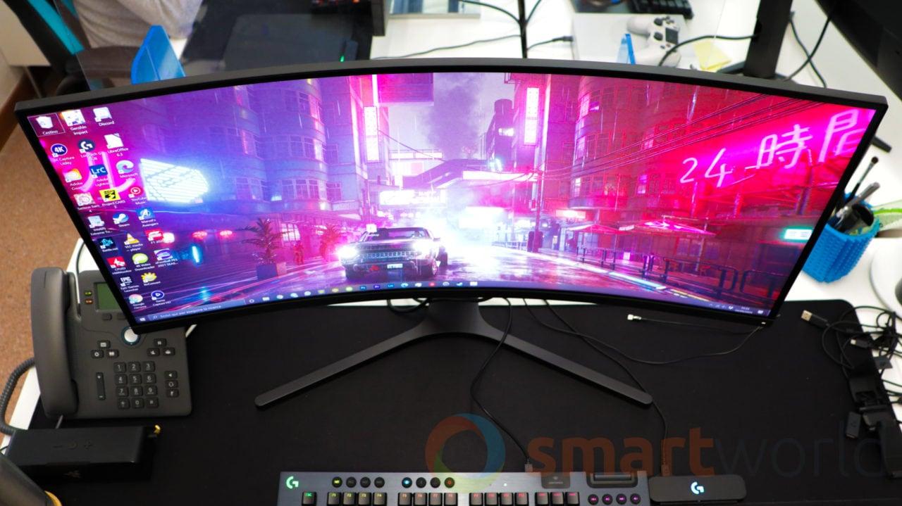 Xiaomi Mi Curved Gaming Monitor 34