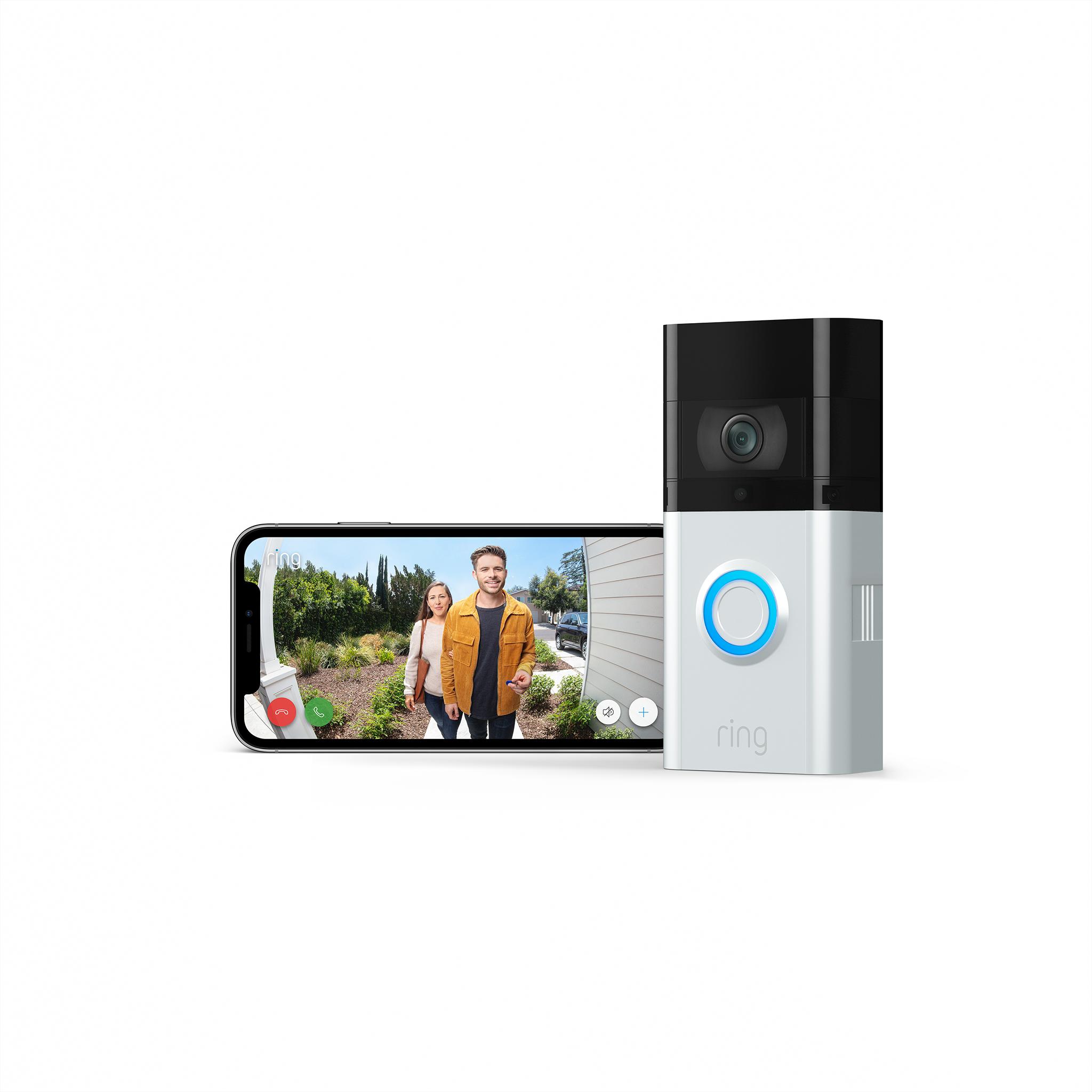 Ring Video Doorbell 3 Plus Couple
