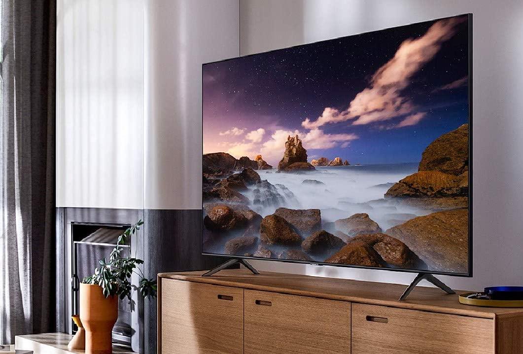 """Offerta Bomba per Smart TV QLED Samsung da 65""""! Con lo Sconto extra al check-out risparmiate 600€"""