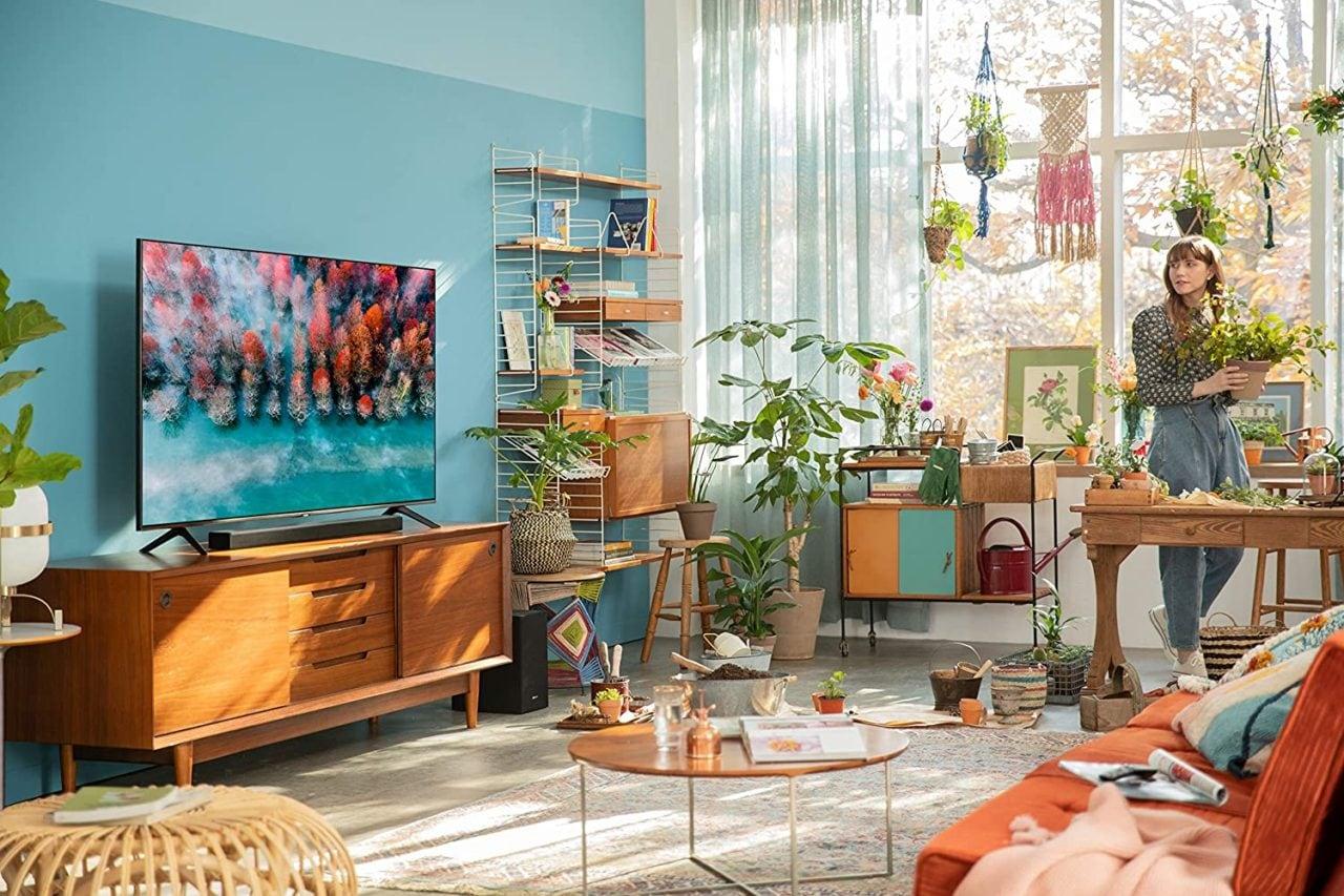 """TV Samsung 43"""" edizione 2020 in sconto su Amazon: 4K HDR a meno di 340€"""