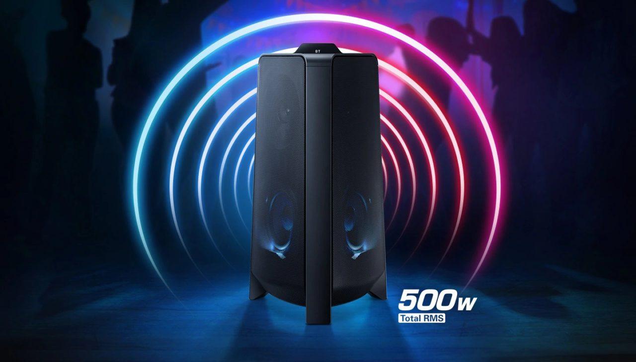 Fino a 200€ di rimborso per chi desidera acquistare le Sound Tower di Samsung