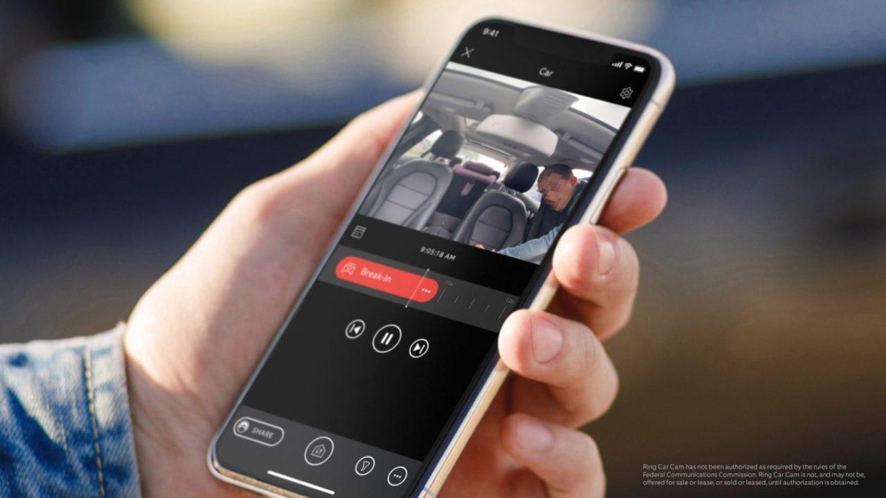 Ring arriva anche nelle auto: Amazon ha presentato Car Alarm, Car Cam e Car Connect. Ecco i dettagli