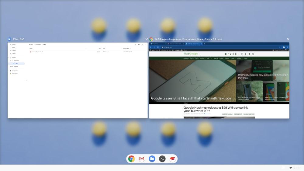 Chrome OS va controcorrente: ecco come sarà il suo tema chiaro (foto)