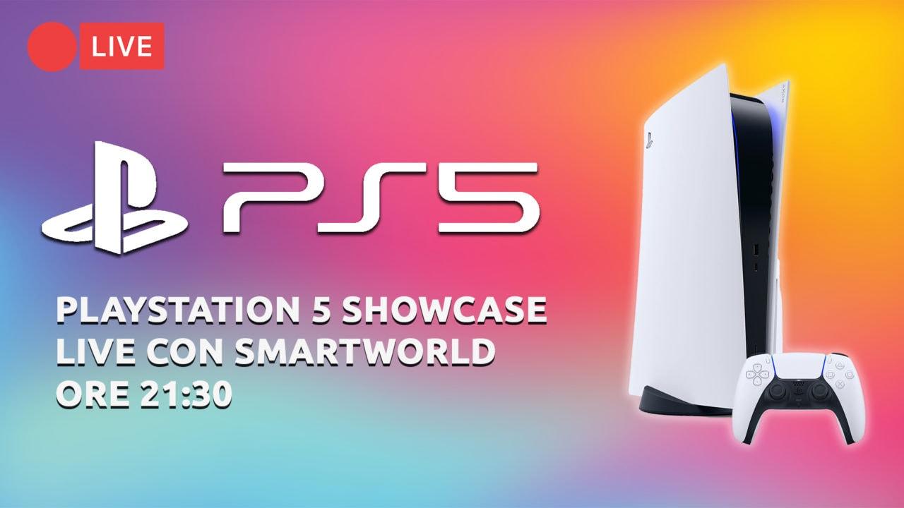 Evento PS5 prezzo, uscita e giochi: seguitelo live con noi dalle 21:30