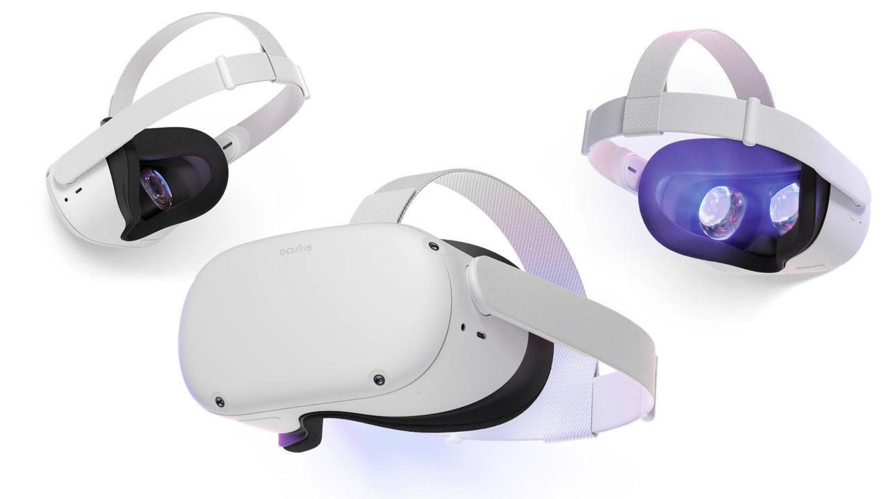 Oculus Quest 2 ufficiale: 100€ meno del primo, 2 volte più potente, disponibile da oggi (aggiornato)