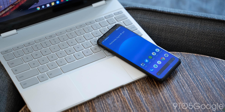 Google al lavoro sull'integrazione tra Android e Chrome OS: ecco la prima versione di Phone Hub (video e foto)