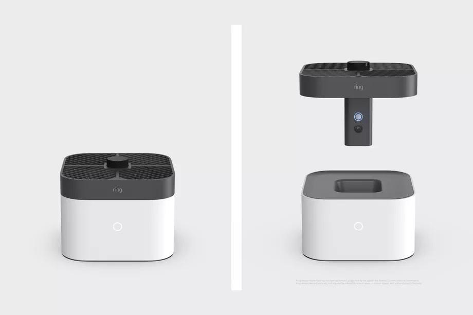 La nuova videocamera di sicurezza di Ring è un drone che gira per casa mentre non ci siete (video)