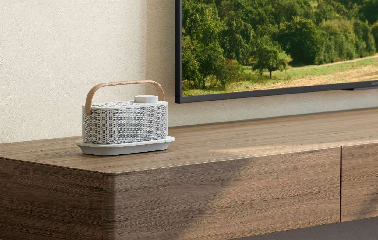Sony presenta lo speaker audio wireless con telecomando integrato per TV (foto)