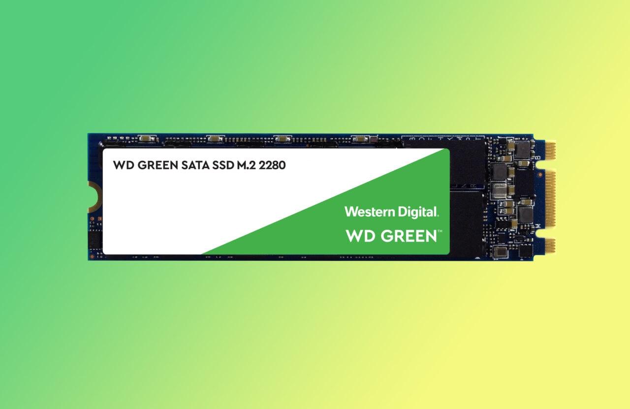 SSD WD Green da 120 GB in sconto a soli 20€ su Amazon: velocizzate il vostro PC