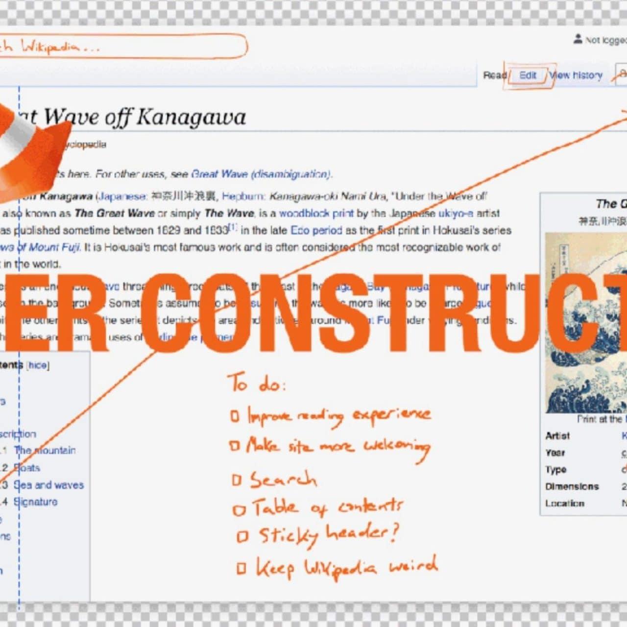 Wikipedia si rifà il look dopo anni, ecco i primi dettagli (foto)