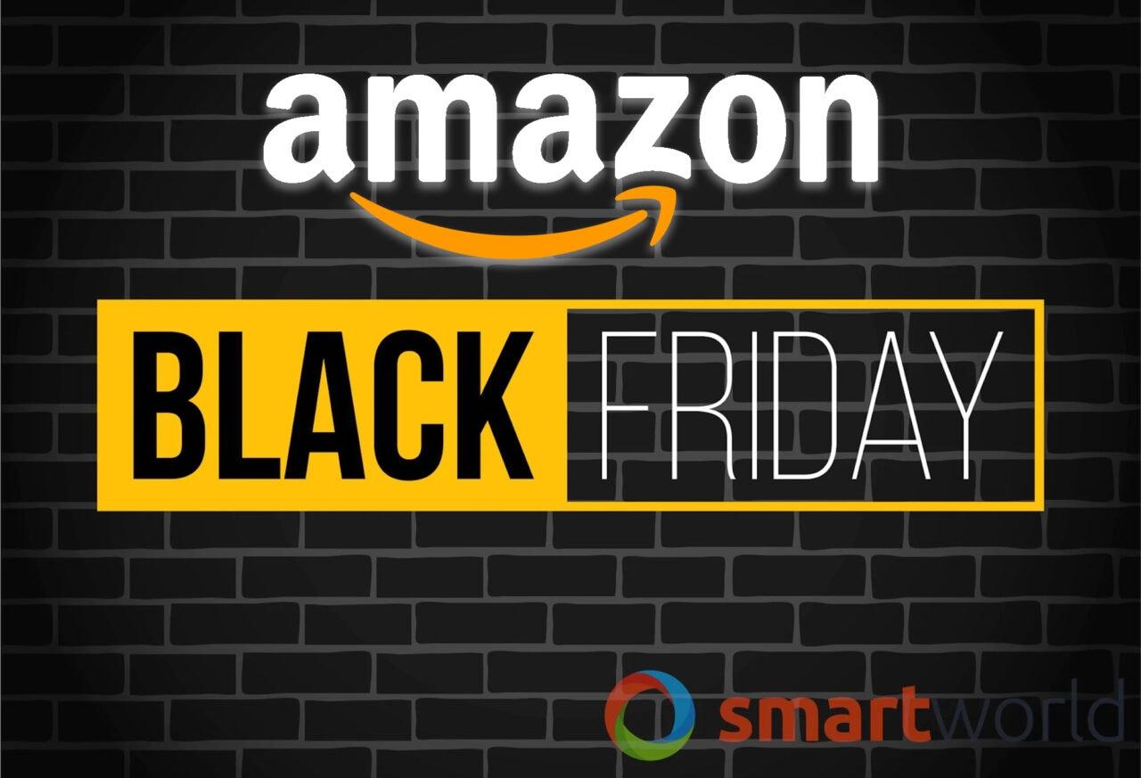 Amazon Black Friday: tutti i buoni sconto e i coupon per risparmiare