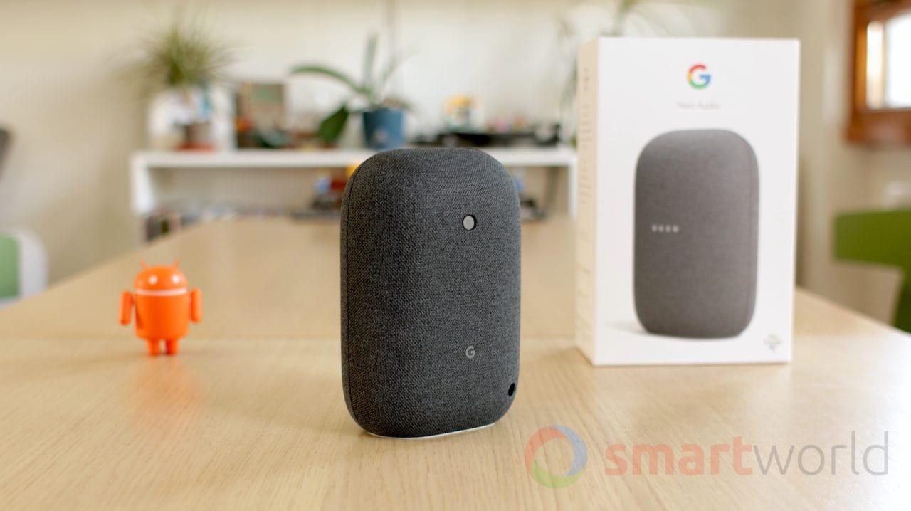 Google Nest Audio alla prova da DxOMark: tra i migliori della sua categoria (foto)