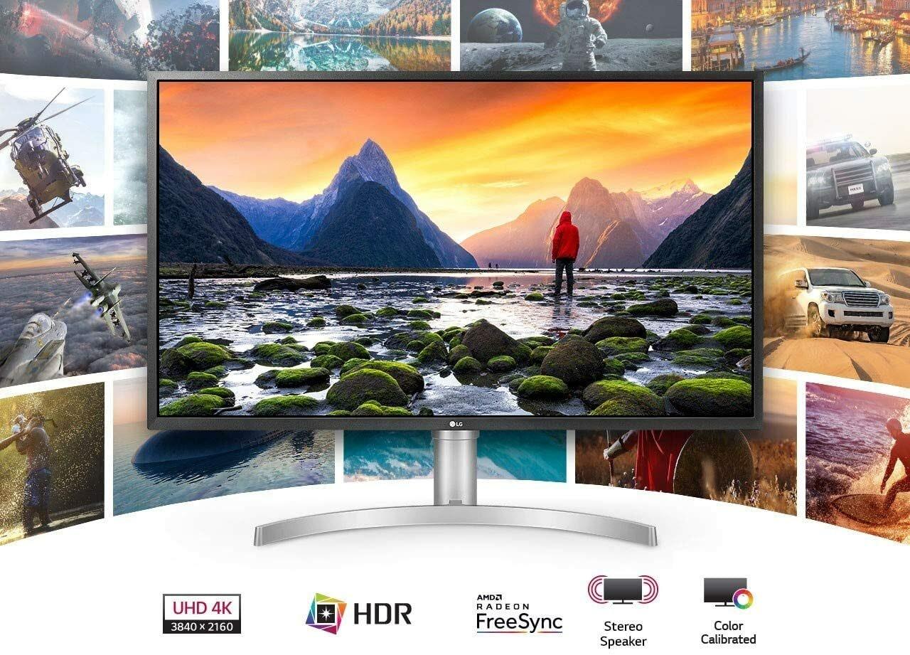 Monitor LG da 32″ in sconto: 4K, HDR e IPS al miglior prezzo di sempre