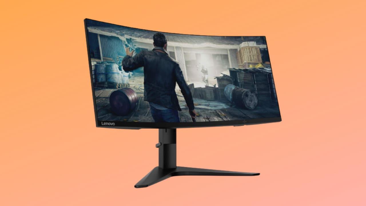 Monitor Lenovo UltraWide mai visto a questo prezzo: 34 pollici e QHD
