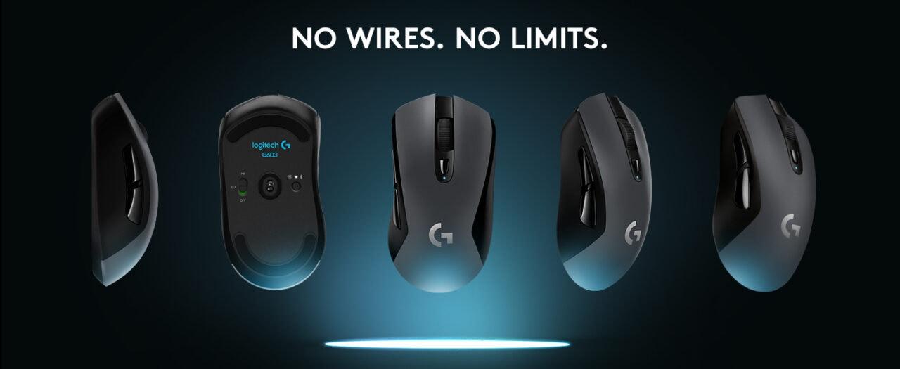 Mouse Logitech G603 in OFFERTA a soli 34€ su Amazon: mouse wireless da non perdere!