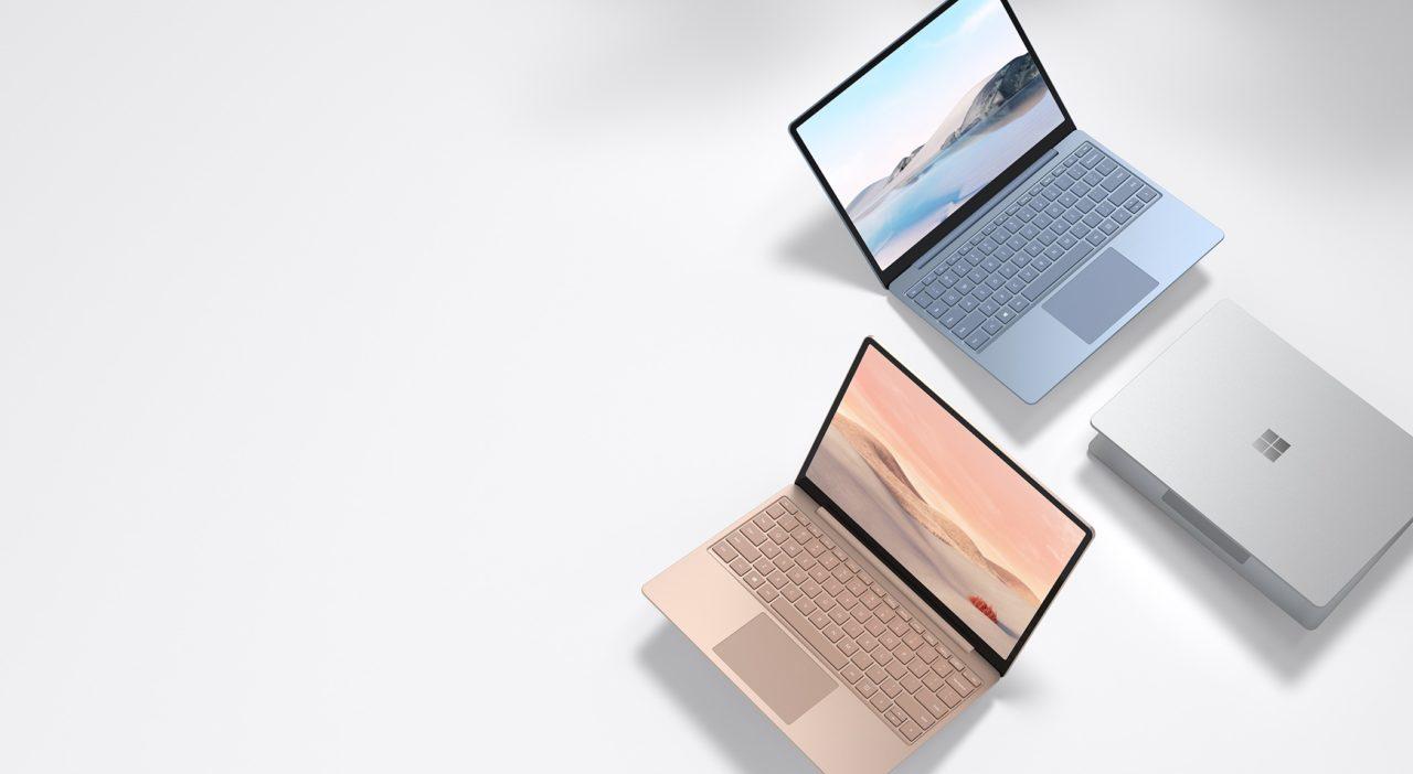 Microsoft Surface Laptop Go è il super leggero da non perdere: nuovo sconto su Amazon!
