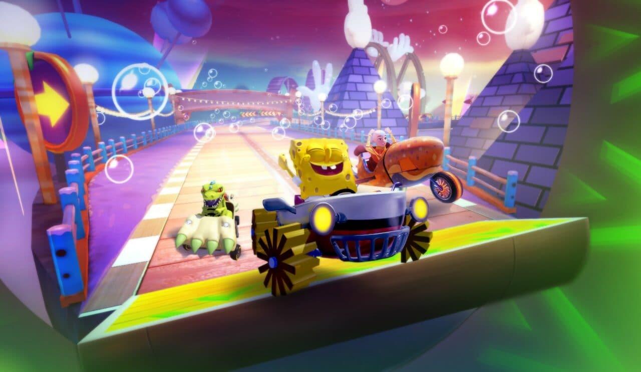 È arrivato il nuovo Nickelodeon Kark Racers 2: Grand Prix, disponibile per PS4, Xbox One e Nintendo Switch (foto e video)