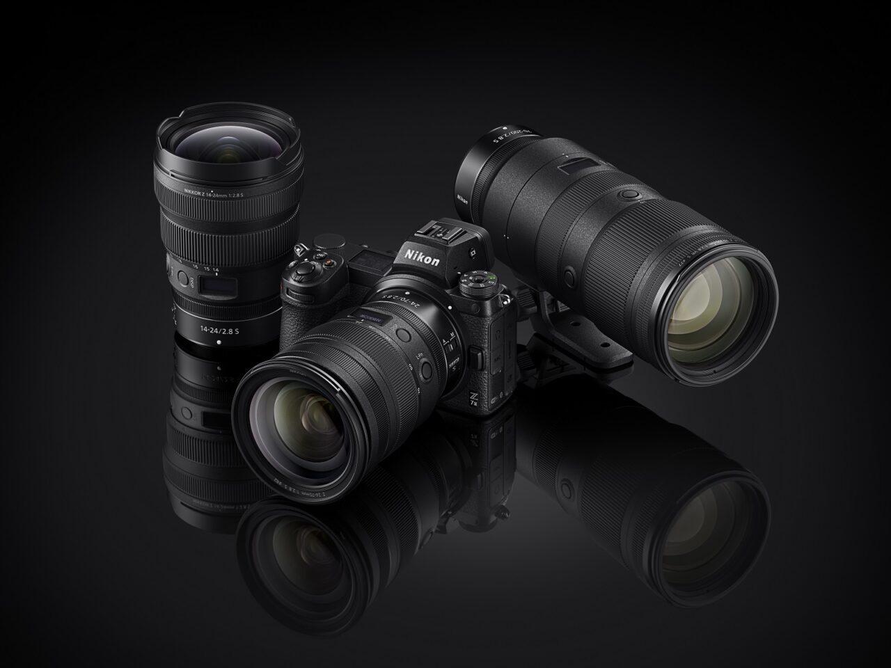 Ecco NIKON Z 7II e Z 6II, le nuove fotocamere mirrorless top di gamma (aggiornati: prezzi in Italia)