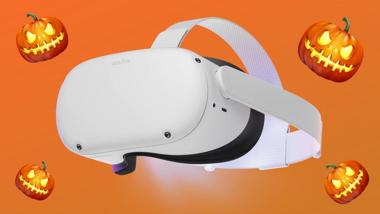 Oculus celebra Halloween: quali sono i giochi VR da non perdere?