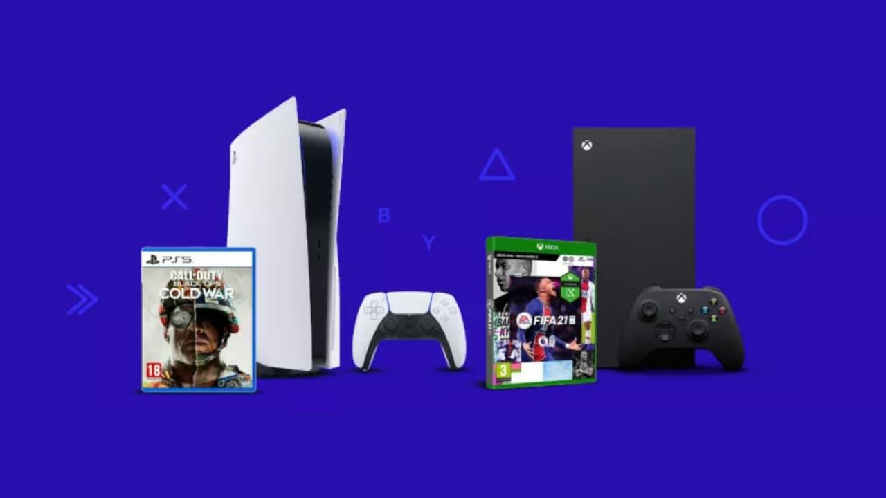Offerte eBay per console next-gen: sconti per giochi PS5 e Xbox Series X