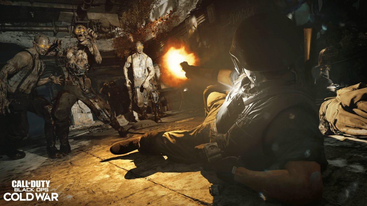 La modalità zombi di Call of Duty: Black Ops Cold War è cafona al punto giusto! (foto e video)