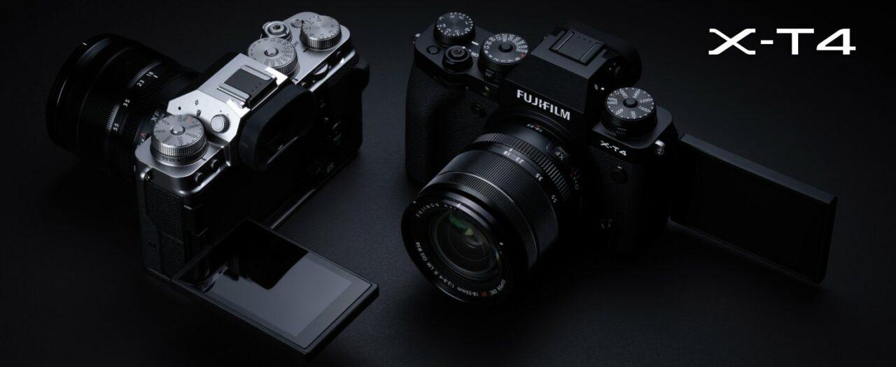 Nuove offerte per Fujifilm X-T4: il kit con 18-55 mm è da prendere subito