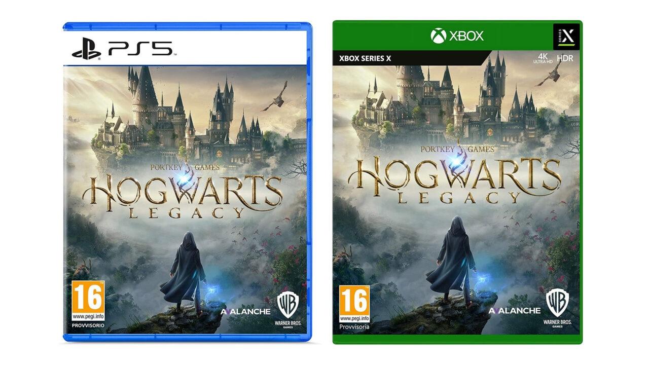 Hogwarts Legacy, l'RPG di Harry Potter è già in pre-ordine su Amazon per PS4, PS5, Xbox One e Series X