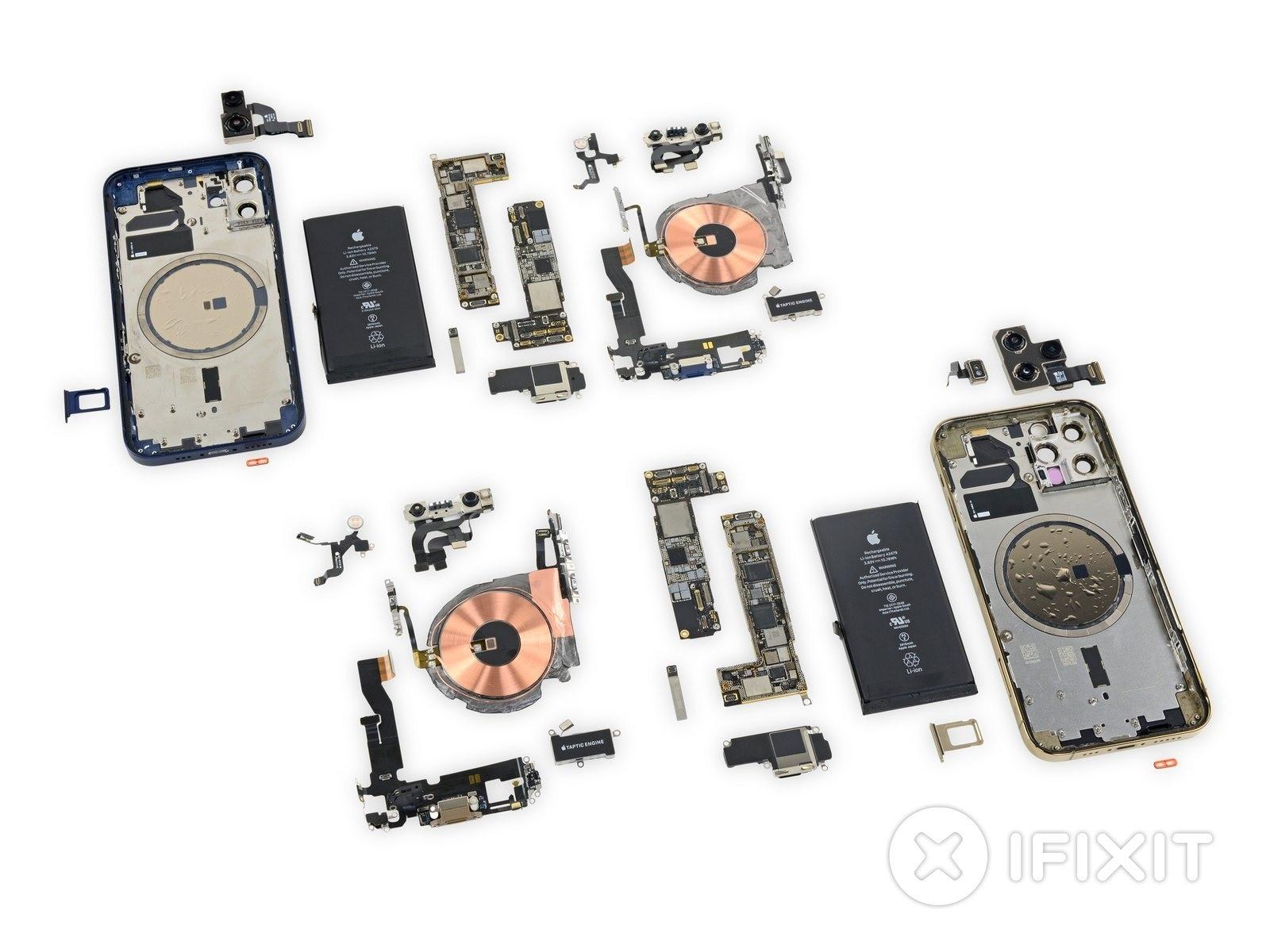 iFixit ce l'ha con Apple, Samsung e Mi …