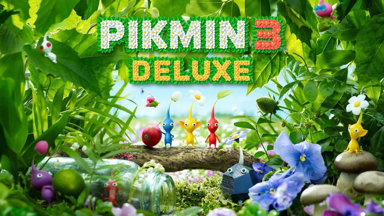 Pikmin 3 Deluxe: provate la demo su Switch e godetevi i cortometraggi (video)