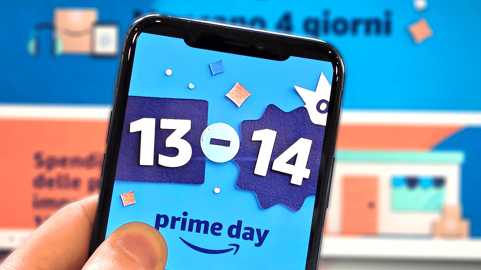 Perché questo Prime Day sarà il migliore di sempre e come seguirlo (video)