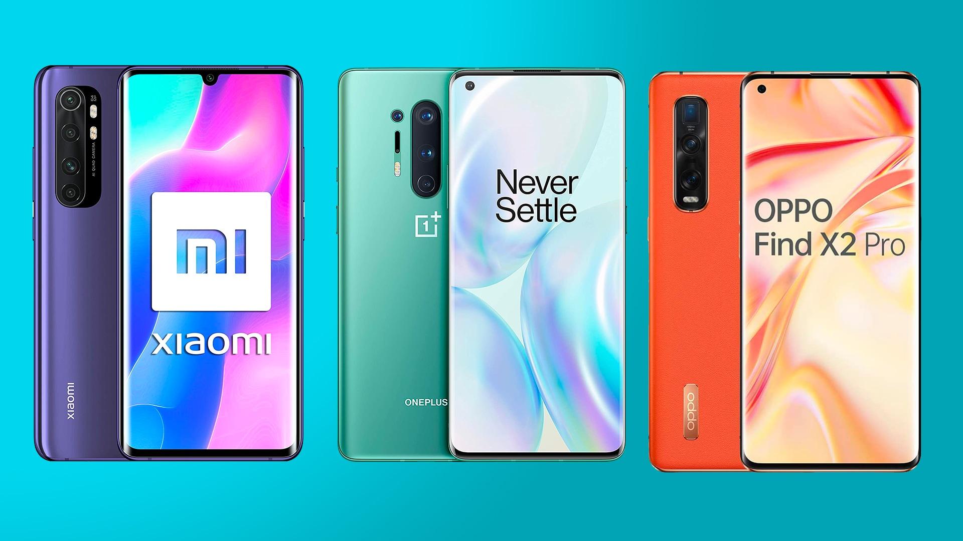 Migliori offerte smartphone per l'Amazon Prime Day 2020