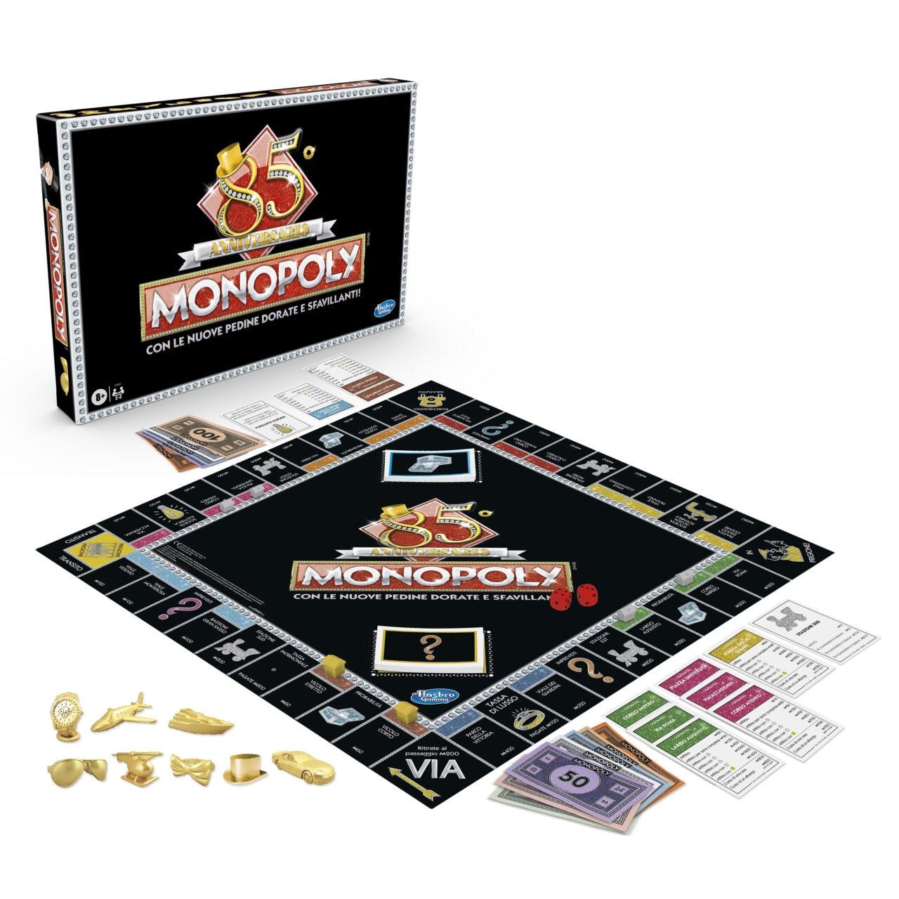Buon 85° compleanno, Monopoly! Ecco due nuovi versioni del famoso gioco da tavola (foto)