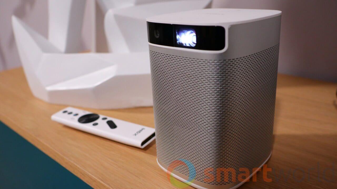 XGIMI MOGO Pro da non perdere! Proiettore portatile con Android TV in sconto lampo su Amazon