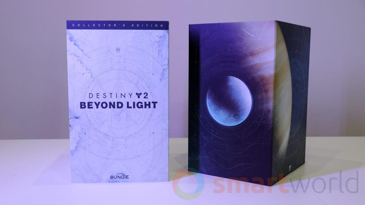 Destiny 2: Oltre la Luce Collector's Edition, il nostro unboxing (foto)