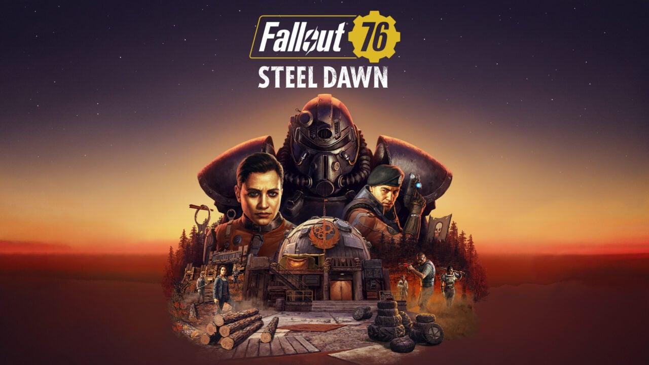 """Fallout 76 lancia l'espansione """"Alba d'Acciaio"""": vale la pena provarla?"""