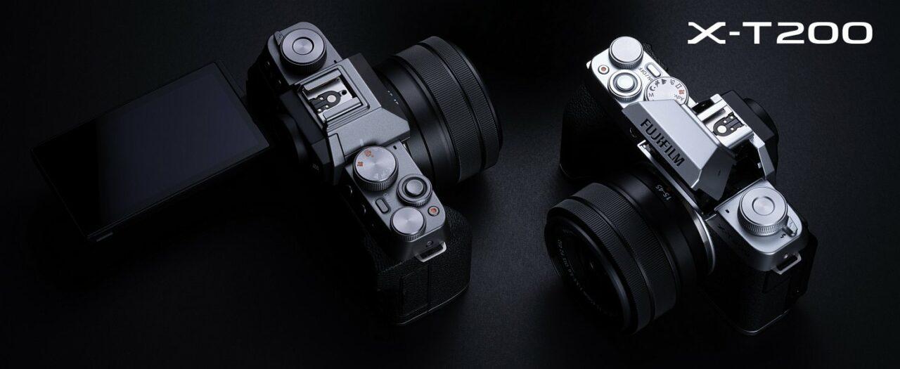 Offerta BOMBA per Fujifilm X-T200! Due kit al minimo storico su Amazon
