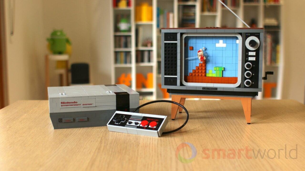LEGO Nintendo Entertainment System 71347: la foto-recensione