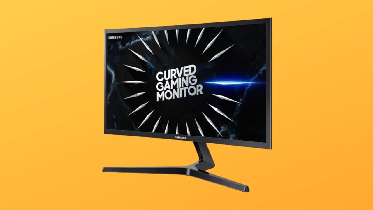Monitor Curvo Samsung a 144 Hz in super sconto su Amazon: imperdibile a 169€