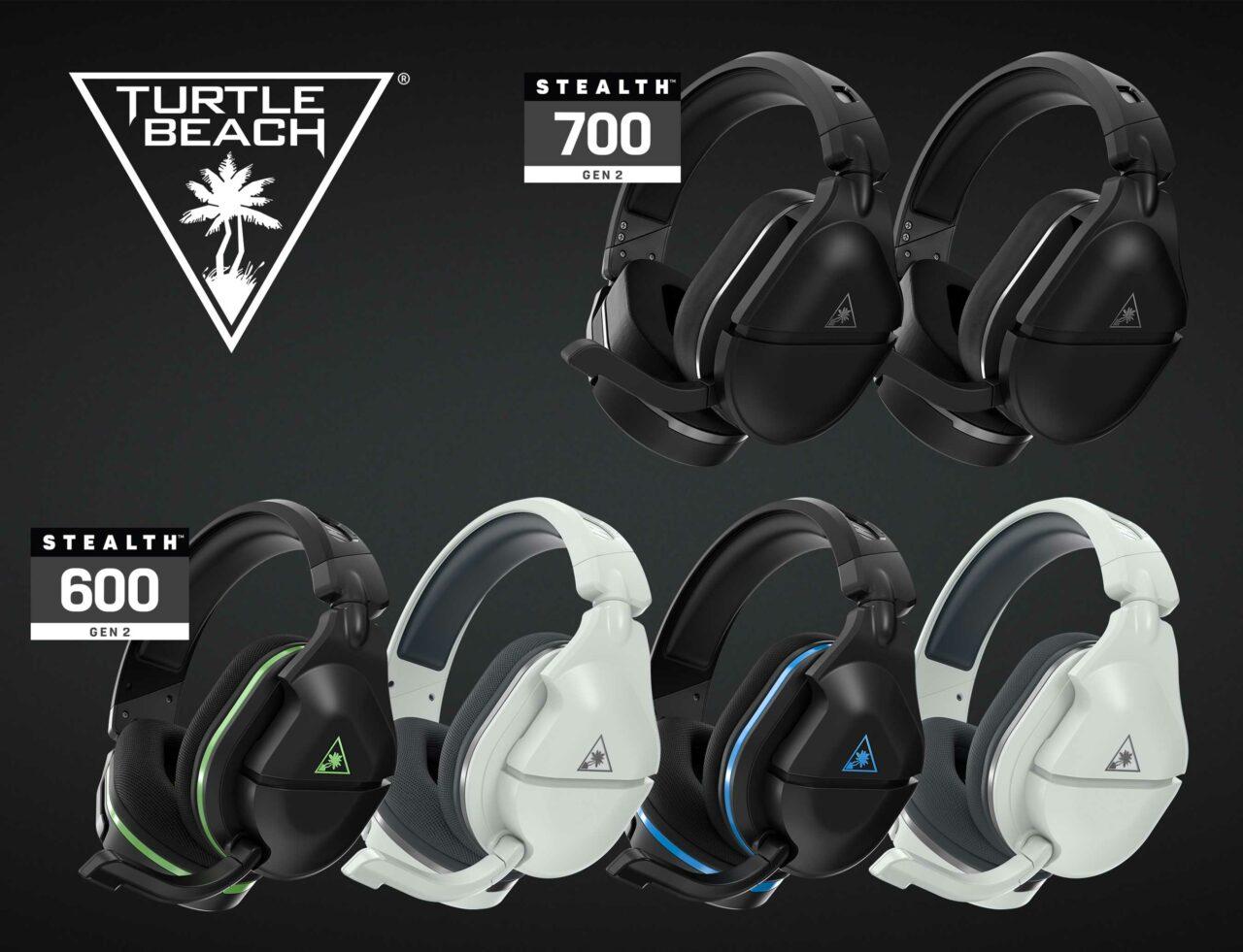 Cuffie Turtle Beach PC e PS4 in offerta, date un'occhiata anche alla line-up di Natale di ROCCAT
