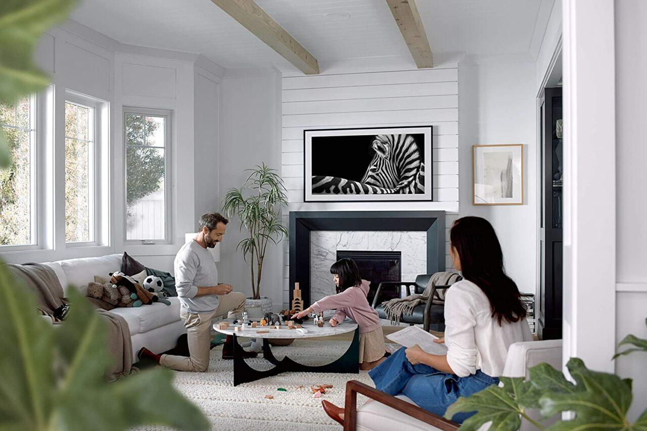 """Offerte Monclick """"Lifestyle TV"""": super sconti sui TV """"stilosi"""" di Samsung"""