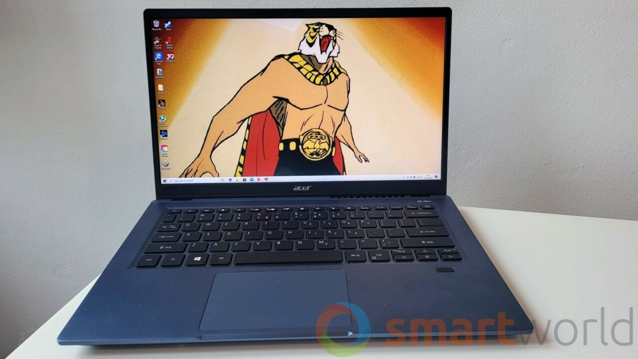 Ho provato uno dei primi portatili con GPU Intel Xe Max: Acer Swift 3X