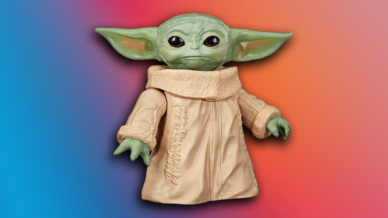 Baby Yoda in sconto su Amazon per il Black Friday 😍