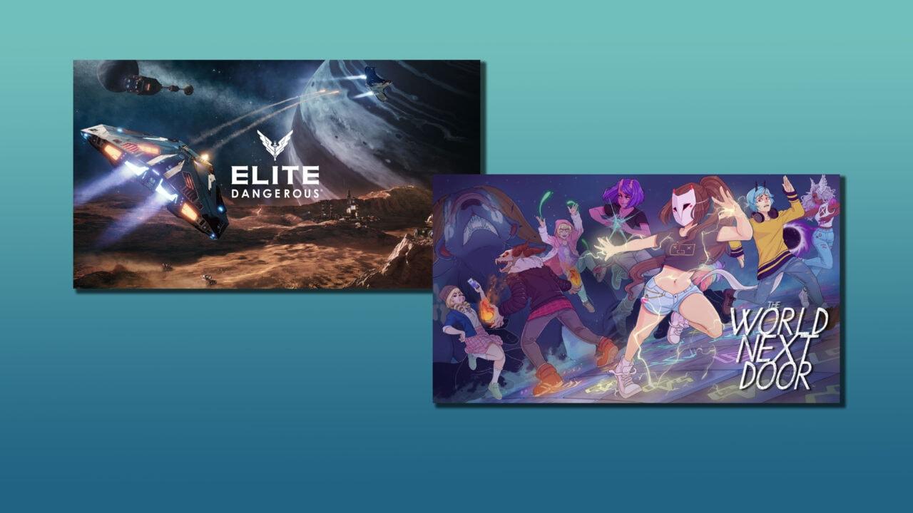 Elite Dangerous e The World Next Door gratis su Epic Games Store fino al 26 novembre (video)