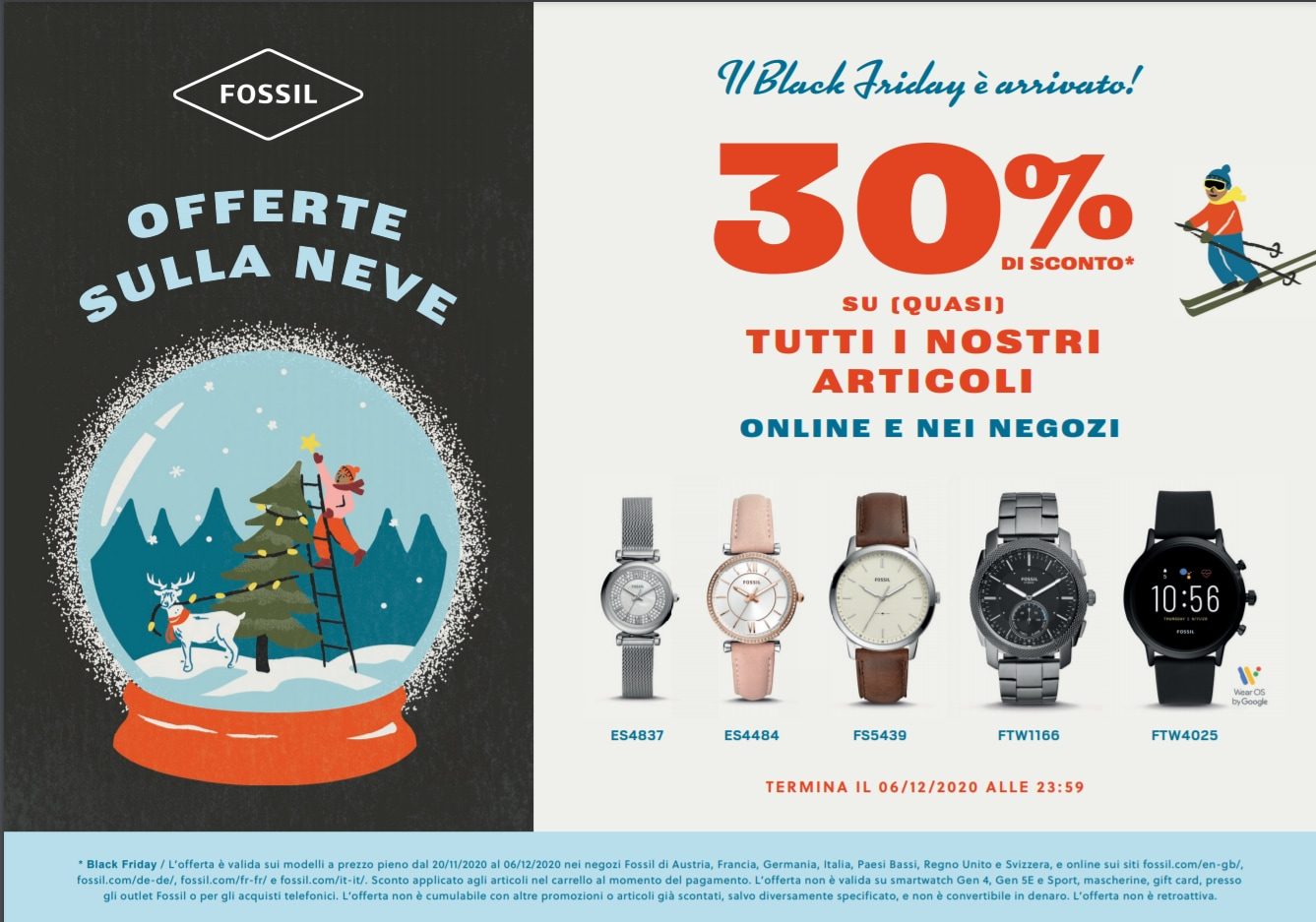 fossil-black friday