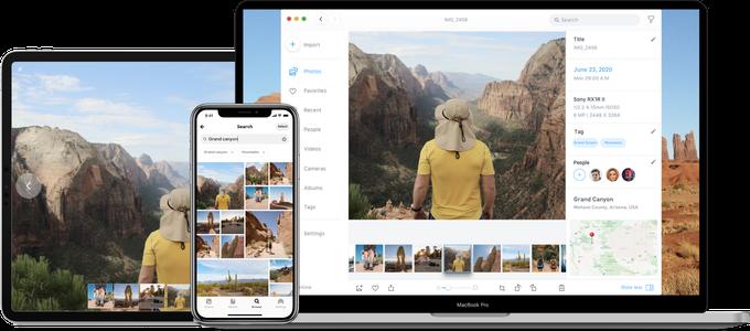 Chi cerca un'alternativa a Google Foto? Monument 2 su Kickstarter potrebbe essere la soluzione (foto)