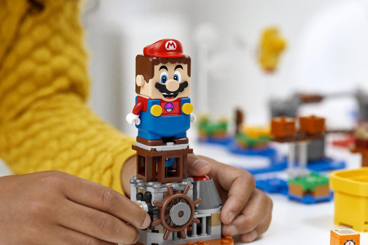 LEGO Super Mario conta sempre più set: ecco tutte le novità in arrivo a gennaio (foto)