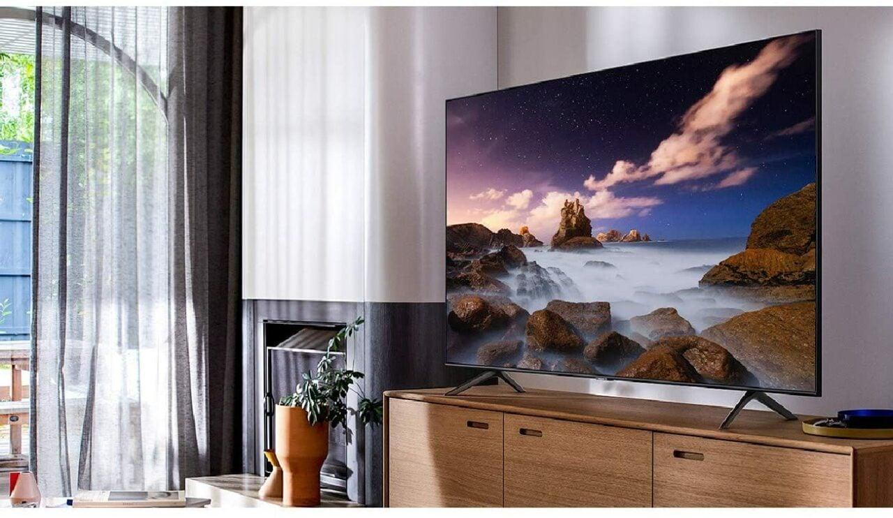 Amazon vuole a tutti i costi vendervi questa TV QLED Samsung da 55'' 4K HDR (aggiornato)