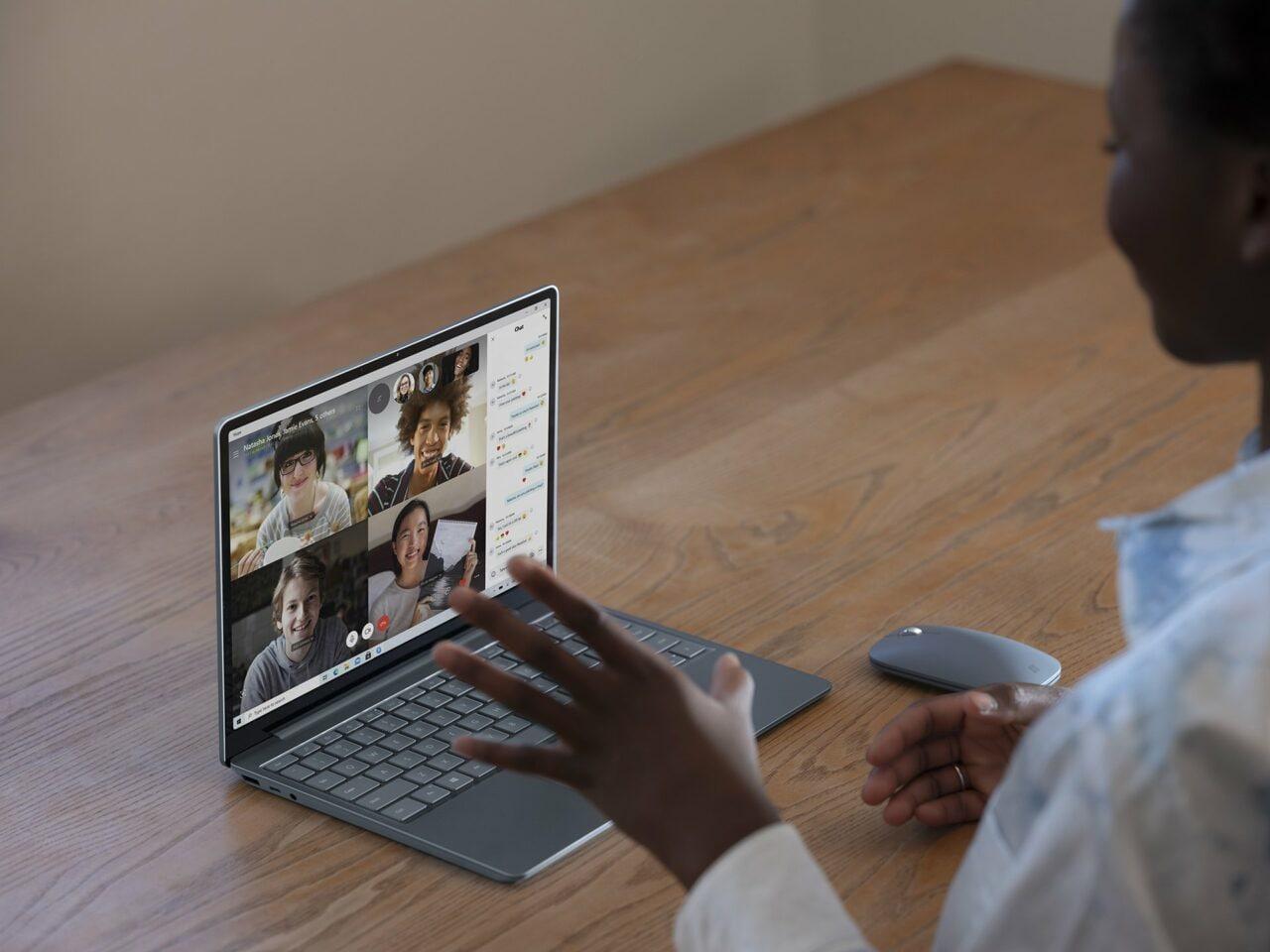 Surface Laptop Go da oggi disponibile in Italia
