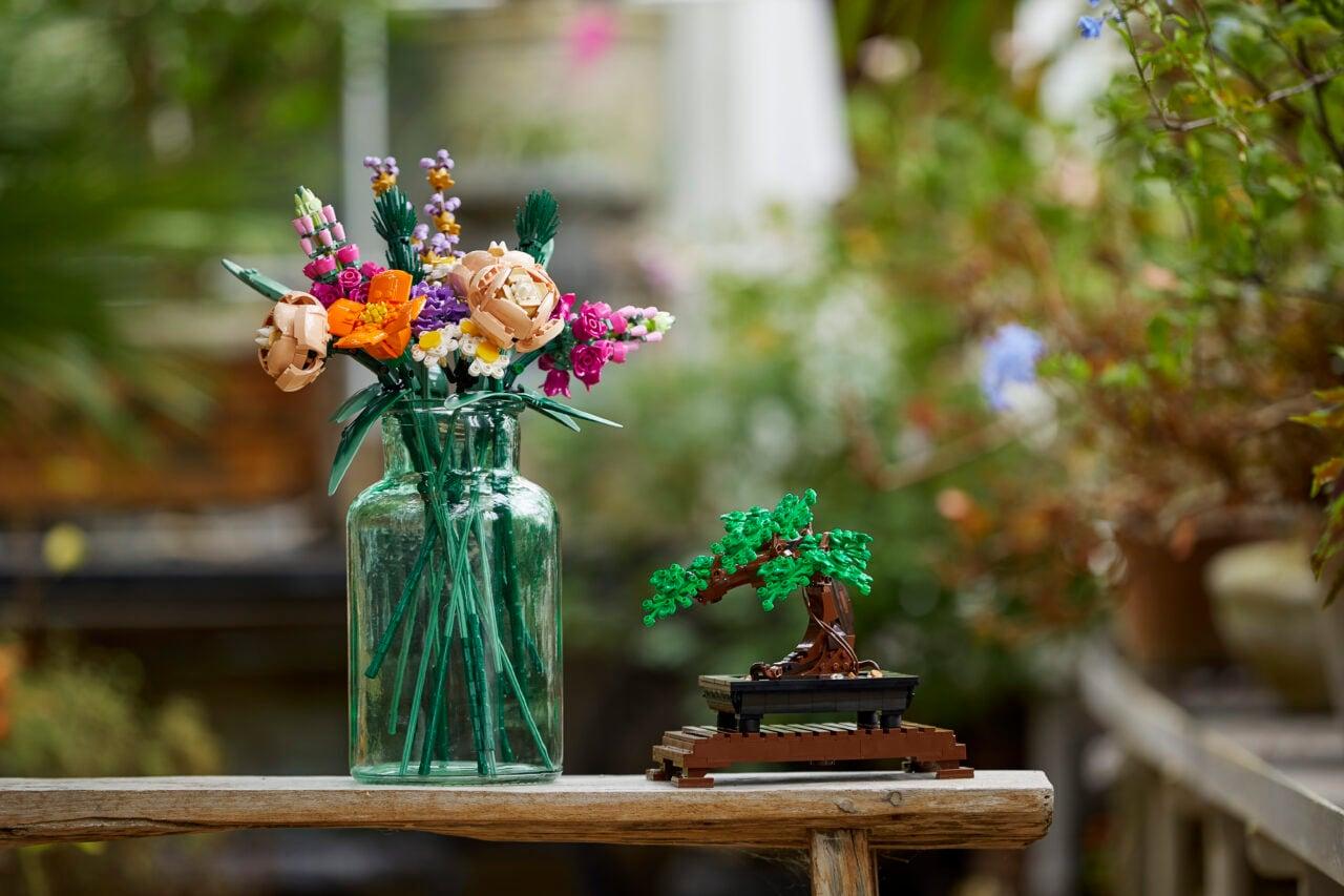 La natura sboccia in LEGO: ecco i nuovi set LEGO Botanical (foto)
