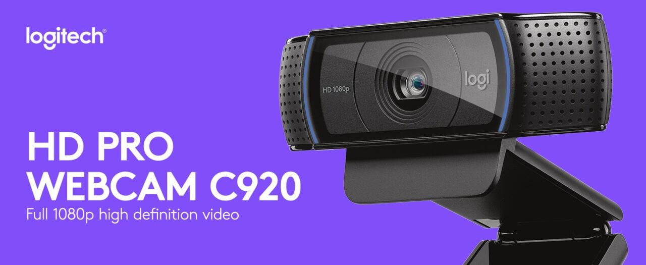 Nuovi sconti per Logitech C920 HD Pro Webcam: due modelli allo stesso prezzo